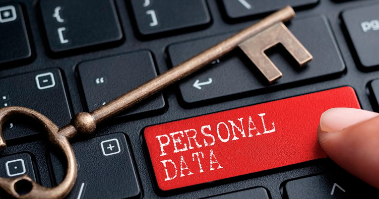 Захист персональних даних