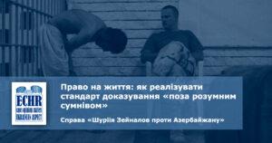 Справа «Шуріія Зейналов проти Азербайжану»